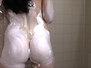 Mess in the Shower  In Shower HD Porn..