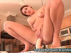 Rayna nudity real redhead big toys